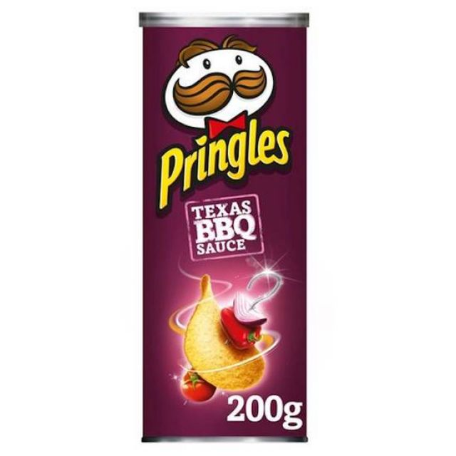 Pringles Texas BBQ 200g
