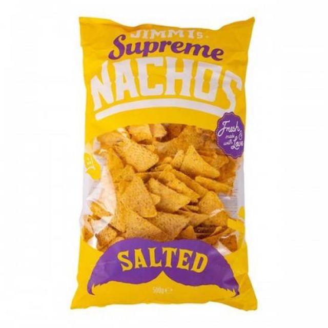 Jimmy's Nachos Salted 500g