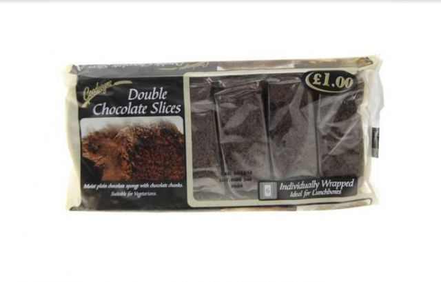 Goodwyns Double Chocolate Slices