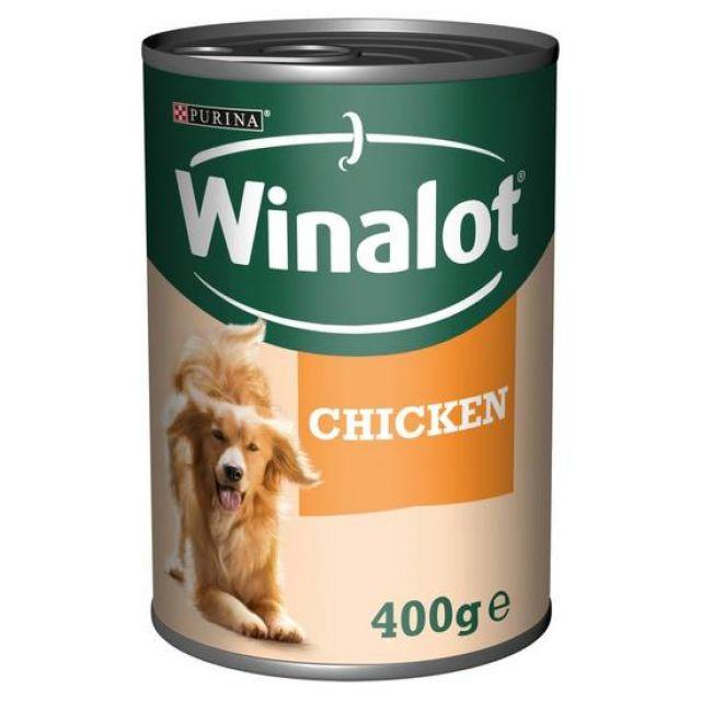 Winalot CIJ Chicken 400g