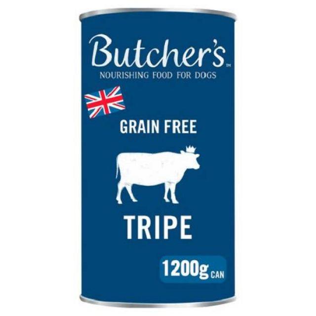 Butcher's Tripe Mix 1200g
