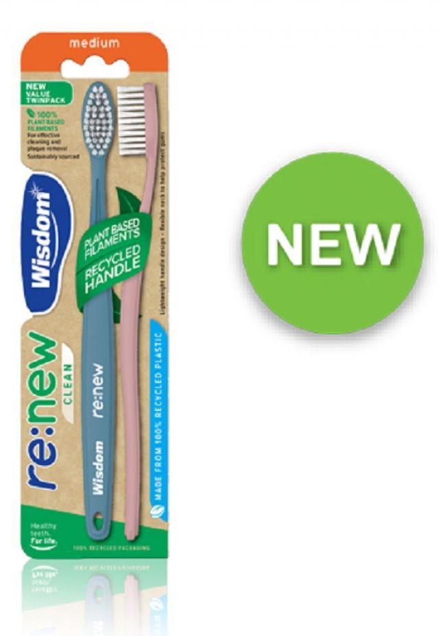 Wisdom Toothbrush Medium