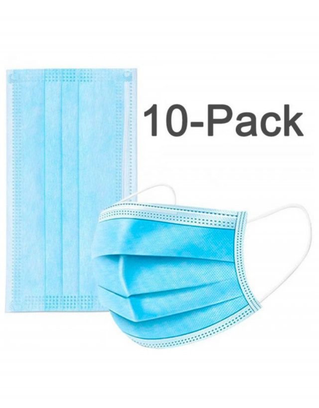 Disposable Face Mask 10s