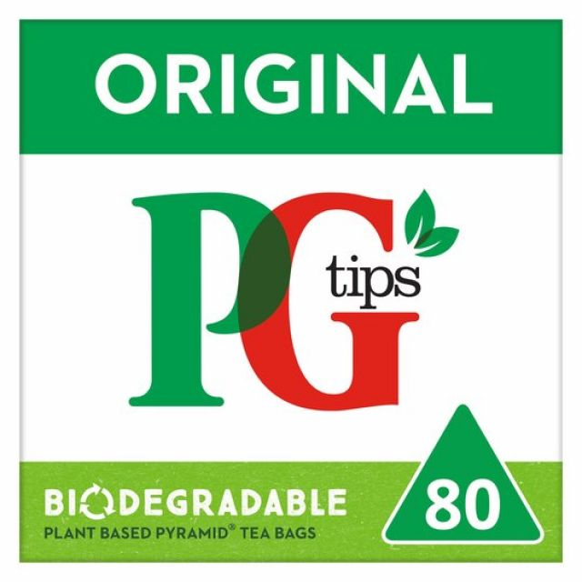 PG Tips 80s