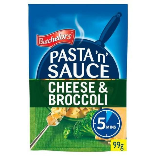 Batchelors Cheese & Broccoli 99g