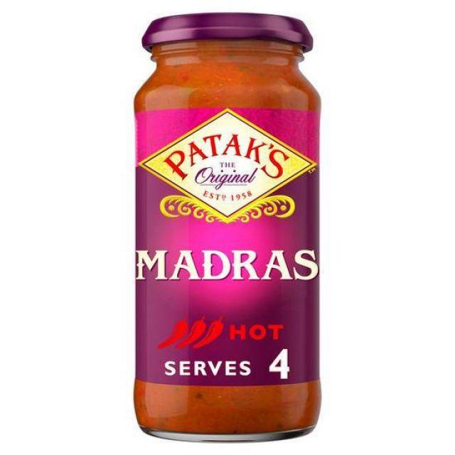 Patak's Madras Sauce 450g