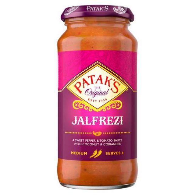 Patak's Jalferzi Sauce 450g