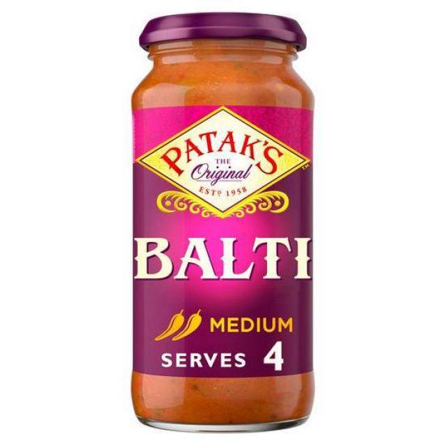Patak's Balti Sauce 450g