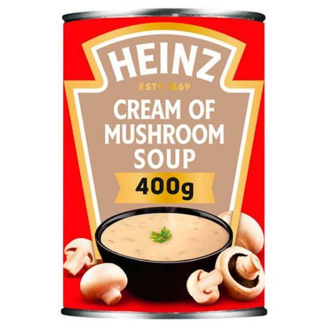 Heinz Mushroom Soup 400g