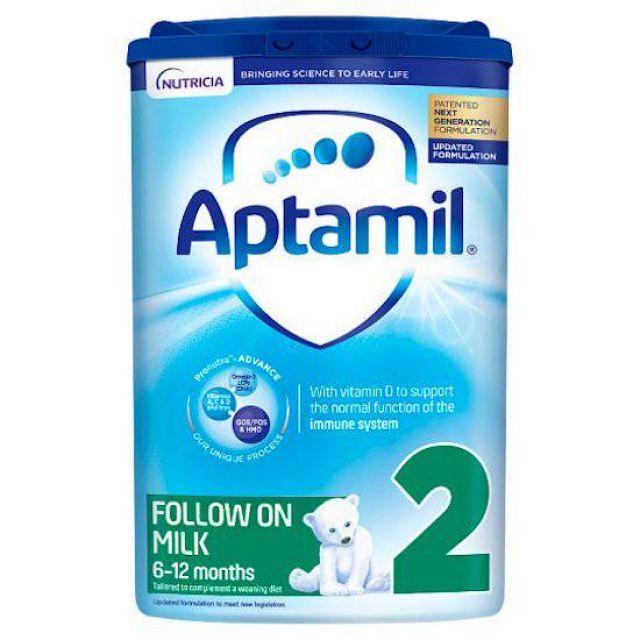 Aptamil 2 Follow On Milk 800g