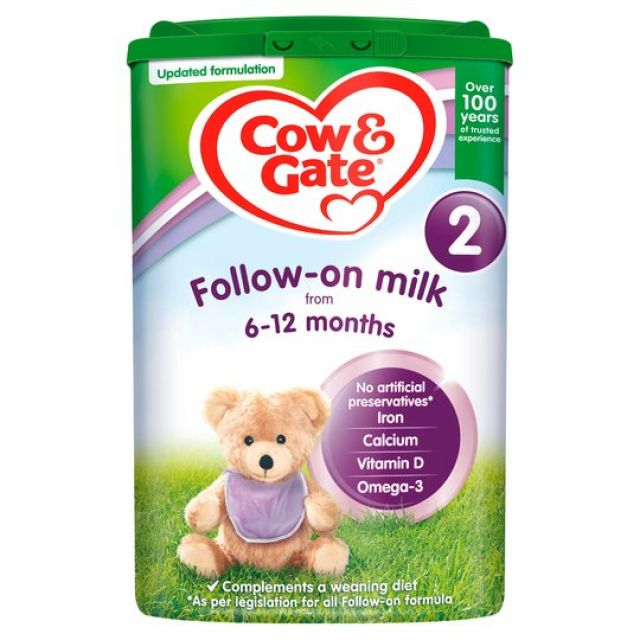 Cow & Gate Follow-on-Milk 800g