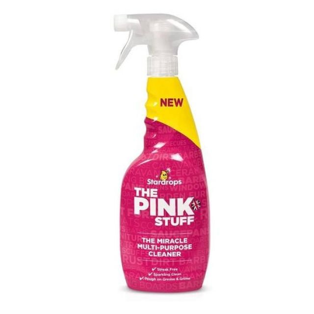 Stardrop The Pink Stuff Multipurpose Cleaner  750ml