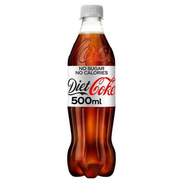 Diet Coke 500ml