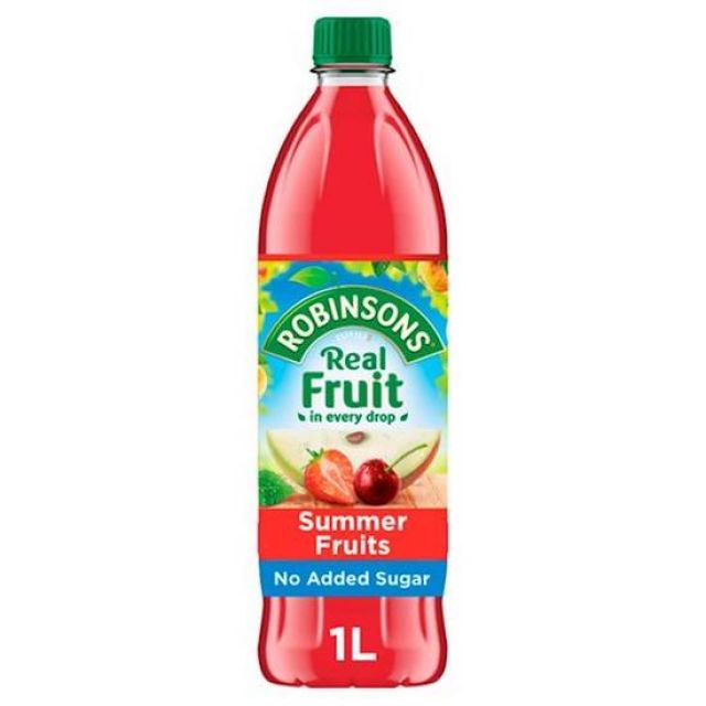 Robinsons Summer Fruits 1 Liter