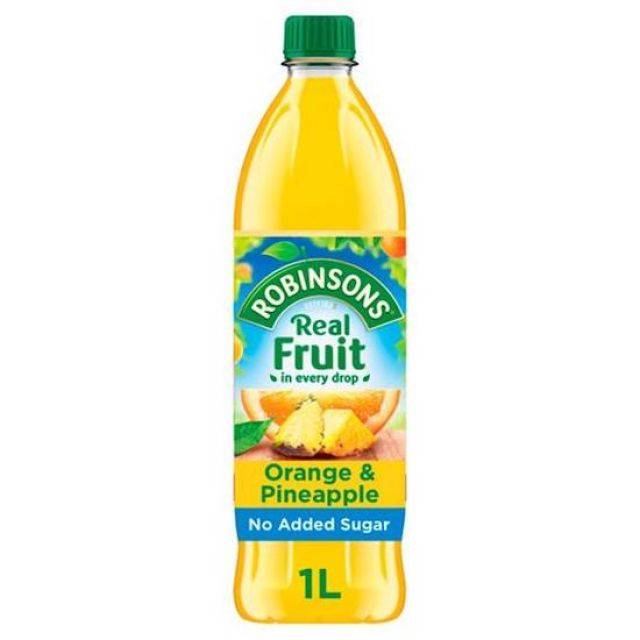 Robinsons Orange & Pineapple 1 Ltr