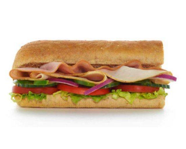 Footlong - Turkey Ham