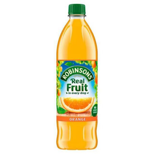 Robinsons Orange 1 Liter
