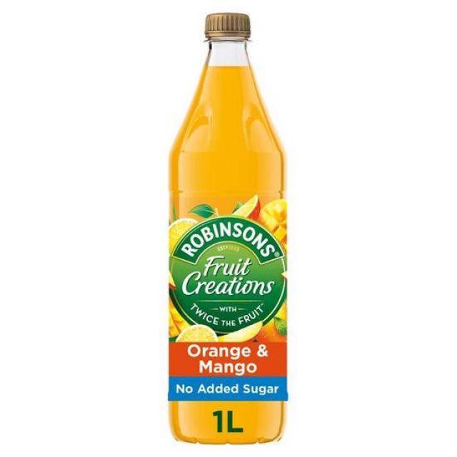 Robinsons Orange & Mango 1 Liter