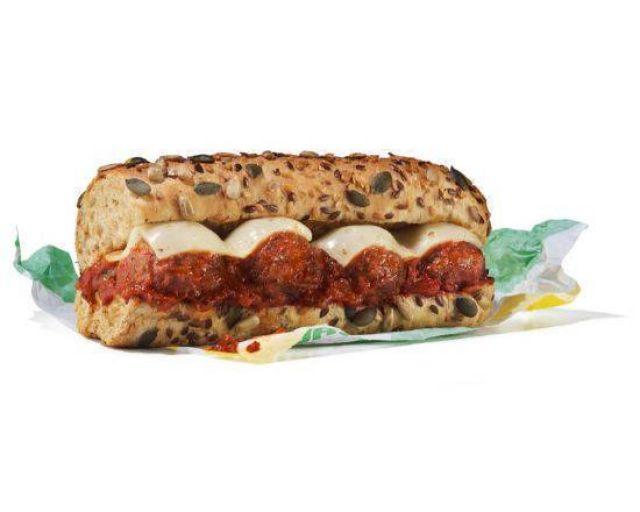Footlong - Meatless Meatball Marinara