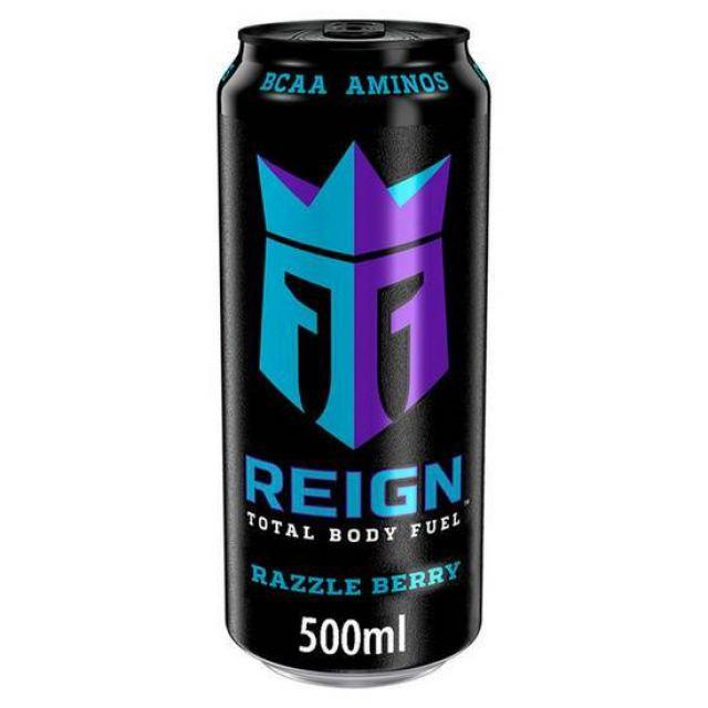 Reign Razzle Berry 500ml