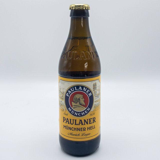 Lager / Pils - Paulaner - Münchner Hell Lager (4.9%)
