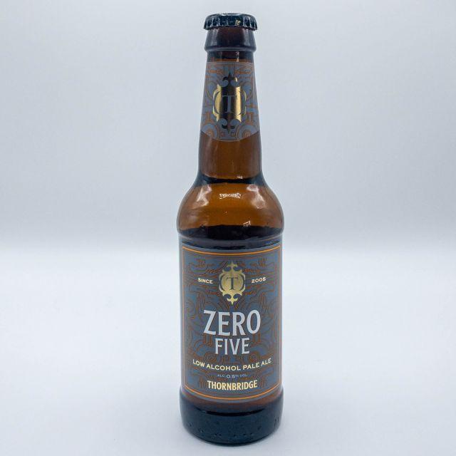Low/No Alcohol - Thornbridge - Zero Five (0.5%)