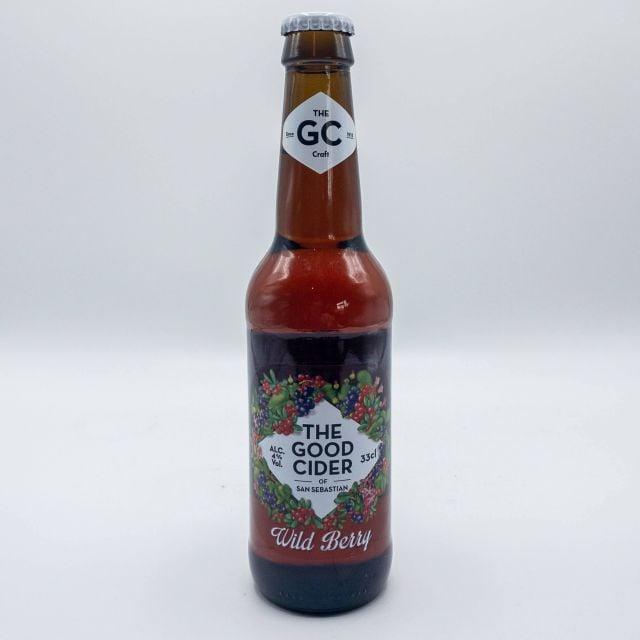 Cider - The Good Cider - Wild Berry (4%)