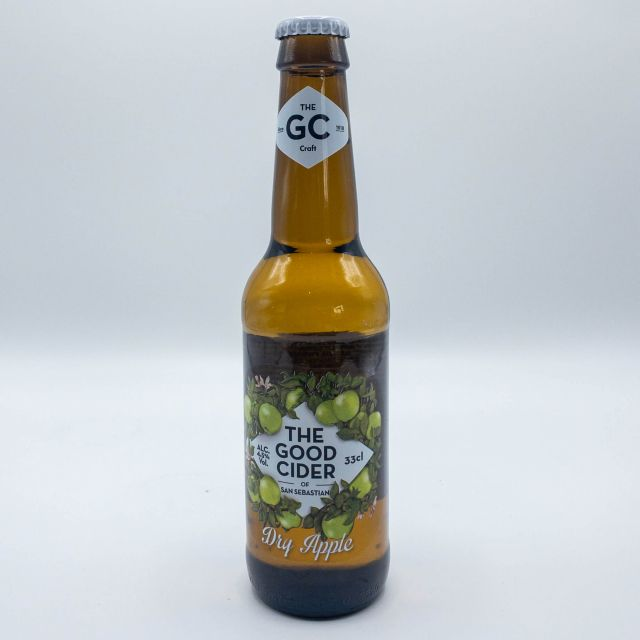 Cider - The Good Cider - Dry Apple (4.5%)