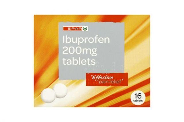 Ibuprofen Tablets 200mg 16s