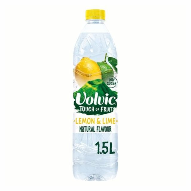 Volvic Touch of Fruits Lemon Lime 1.5Ltr