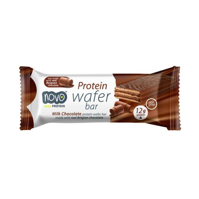 Novo Protein Chocolate Wafer Bar 40g