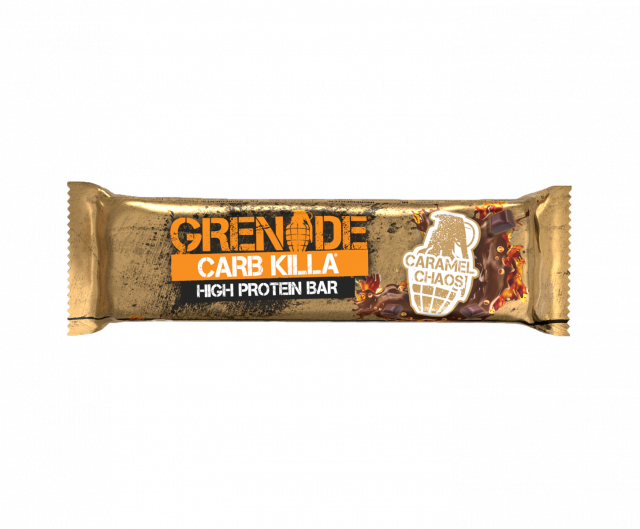 Grenade Carb Killa Caramel Chaos 60g