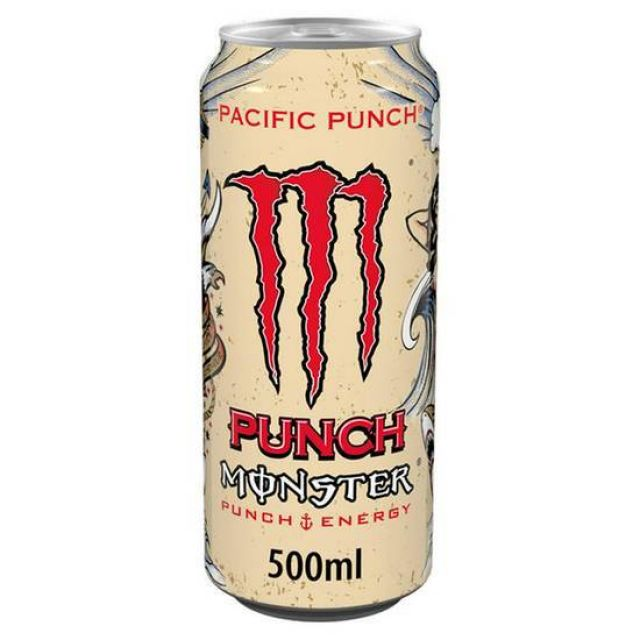 Monster Pacific Punch 500ml