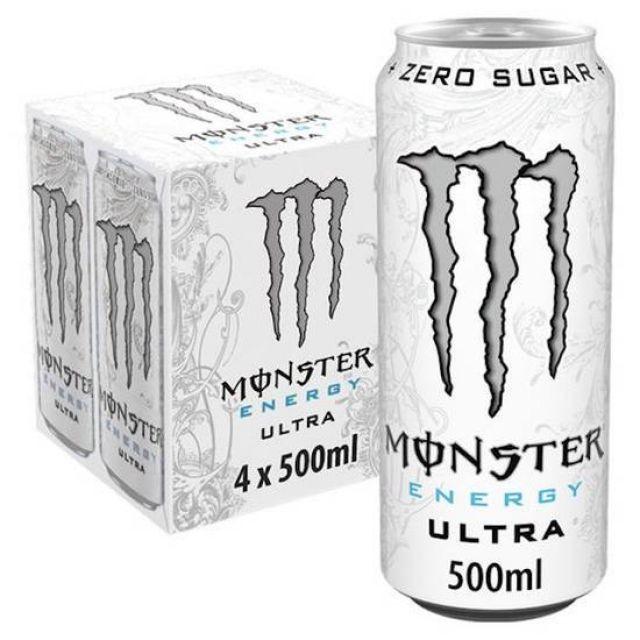 Monster Ultra 4pack