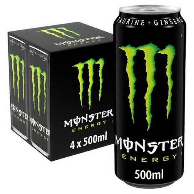 Monster Energy 4pack