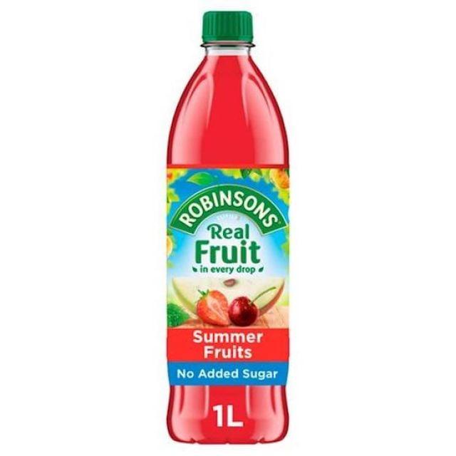 Robinsons Summer Fruits 1 Ltr