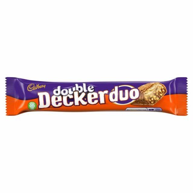 Cadbury Double Decker Duo 80g