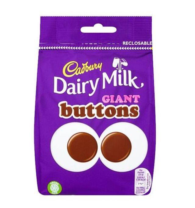Cadbury Giant Buttons 119g