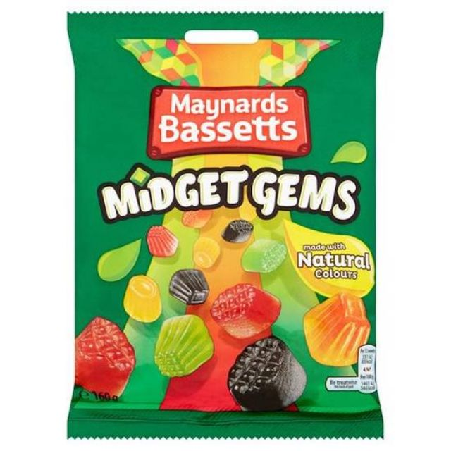 Maynards Midget Gems 160g