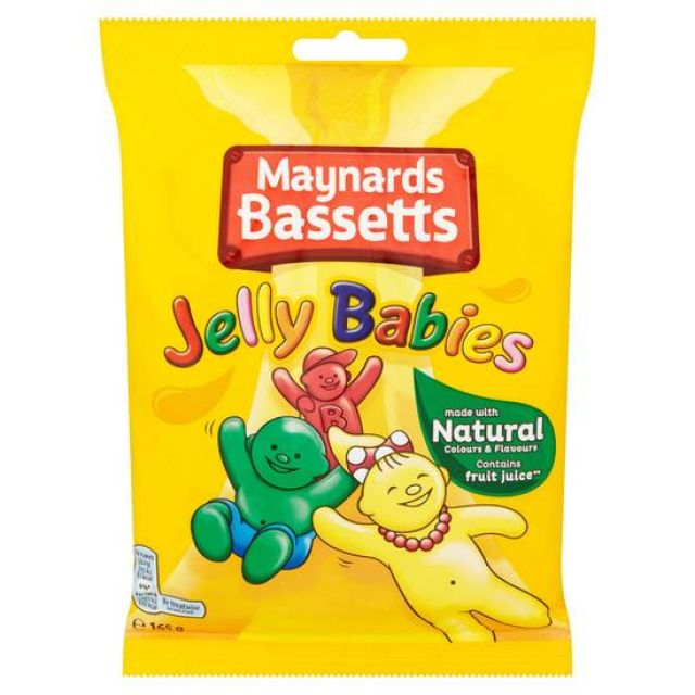 Maynards Jelly Babies 165g