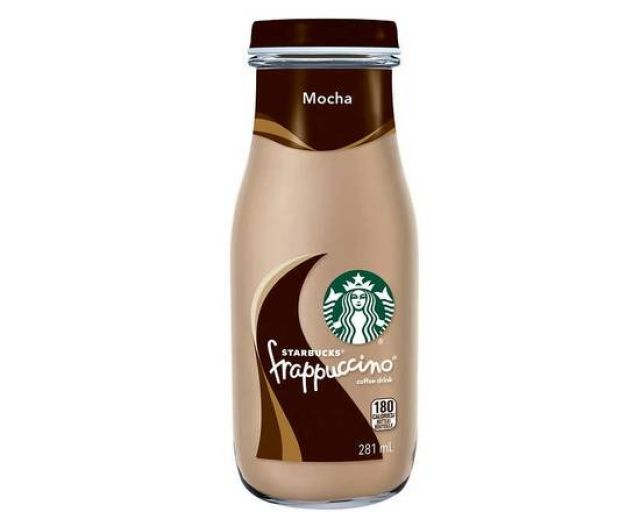 Starbucks Frappuccino Coffee 250ml