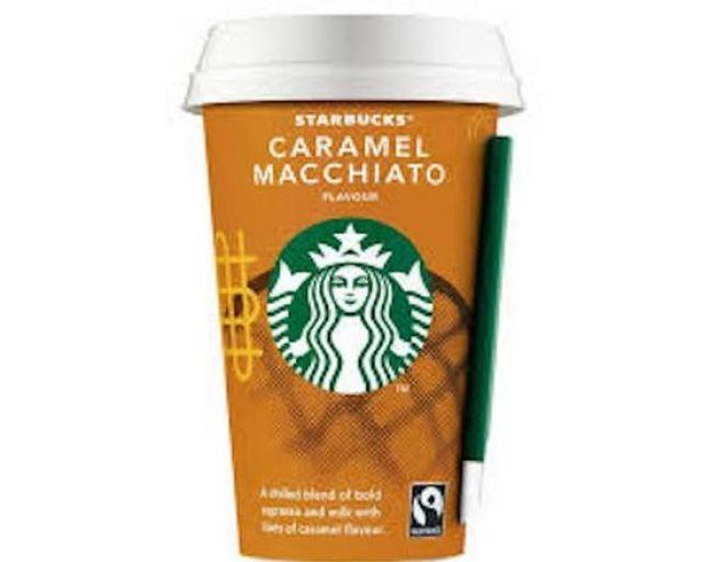 Starbucks Caramel Latte 220ml