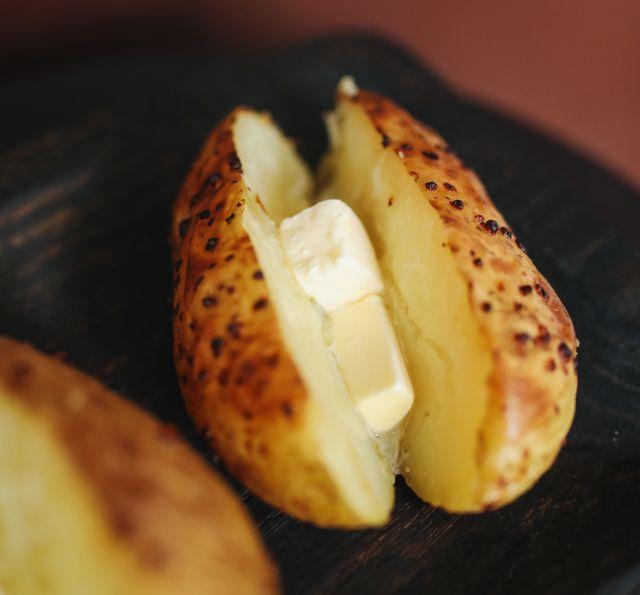The Potato Oven