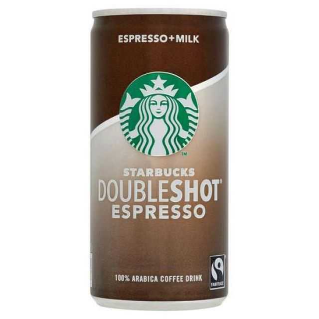Starbucks Espresso DoubleShoot 200ml