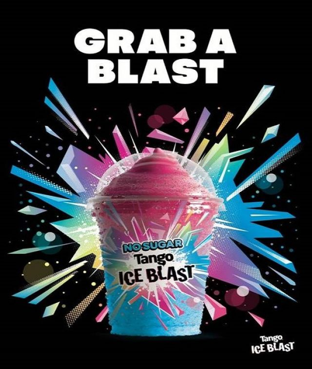 Tango Ice Blast Large 596ml