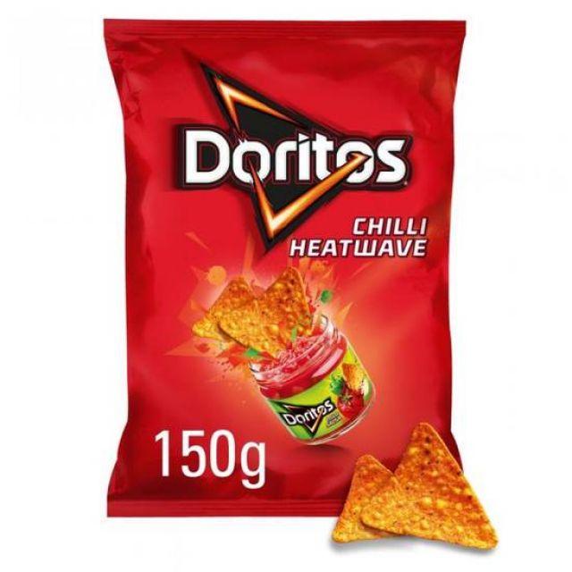 Dorito's Chilli Heatwave 150g