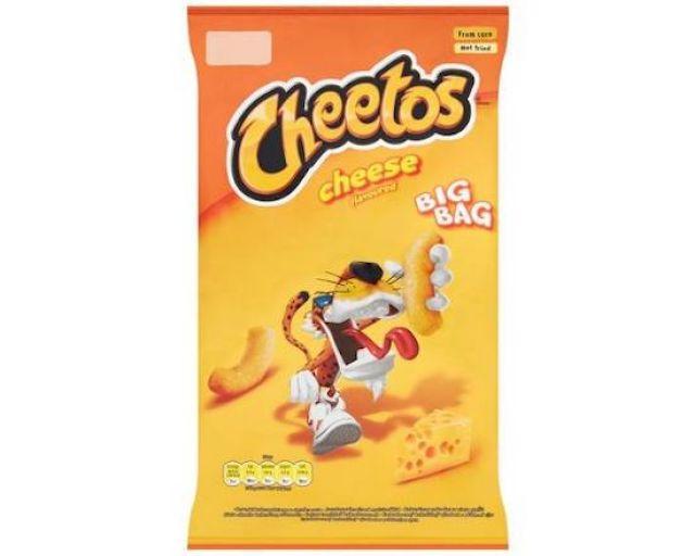 Cheetos Cheese Big Bag 85g