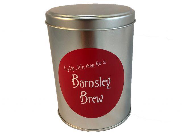 48 Barnsley Brew Tea Bags In A Tea Caddy