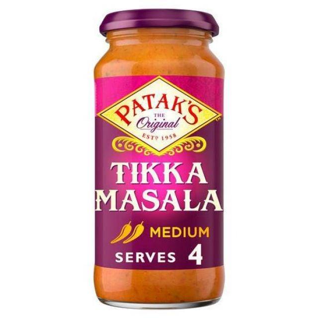 Patak's Tikka Masala Sauce 450g
