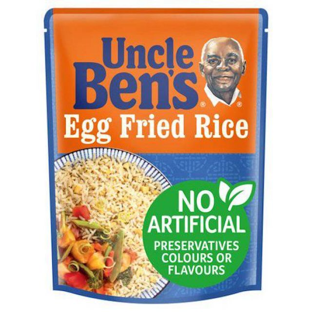 Uncle Ben Rice Egg Fried Rice 250g